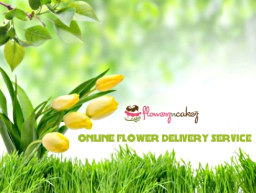 online flowers shop