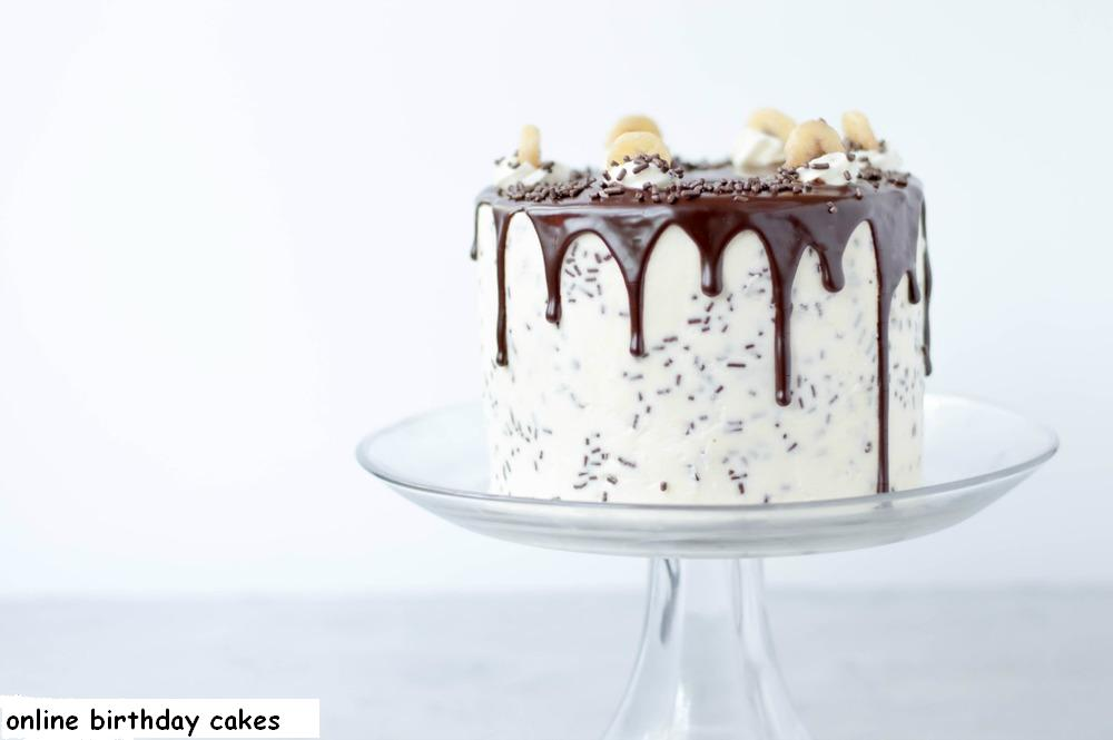 Buy Birthday Cake Online With Different Types Of Delicious Icing