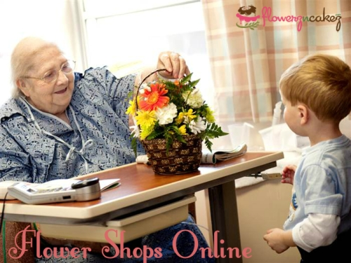 online flower delivery service